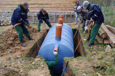 автономная канализация уфа